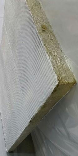 חומרים מעכבי בערה - לוח צמר סלעים