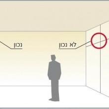 מדריך סדיקה בגבס