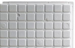 חומר איטום לגג - לוחיות קלקר