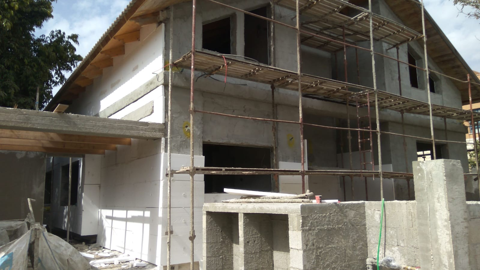 פןמבןרד - בידוד קירות