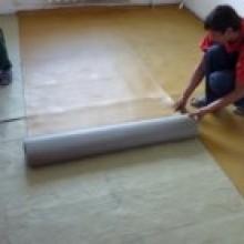 בידוד רצפות -חתכים