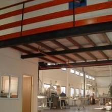 רצפת גלריה משרדים ,מפעל בחולון