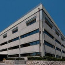 שיקום כותר מבנה  בניין ספריה, אוניברסיטת ירושלים