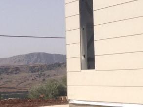 דגם סטריאה  Stria -בית מגורים מושב לבנים