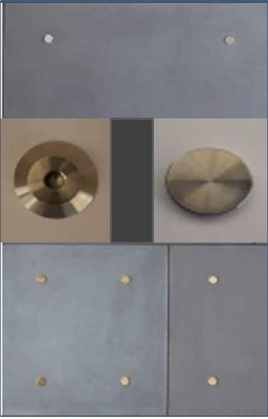 מנטים מעוצבים בגדלים וחומרים שונים -רות עיצוב תעשייתי - 050-3330147