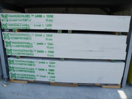 לוחות דחוסים לרצפה קלה Hardiepanel Compressed -תוספת קומה,מרפסת,גלריה